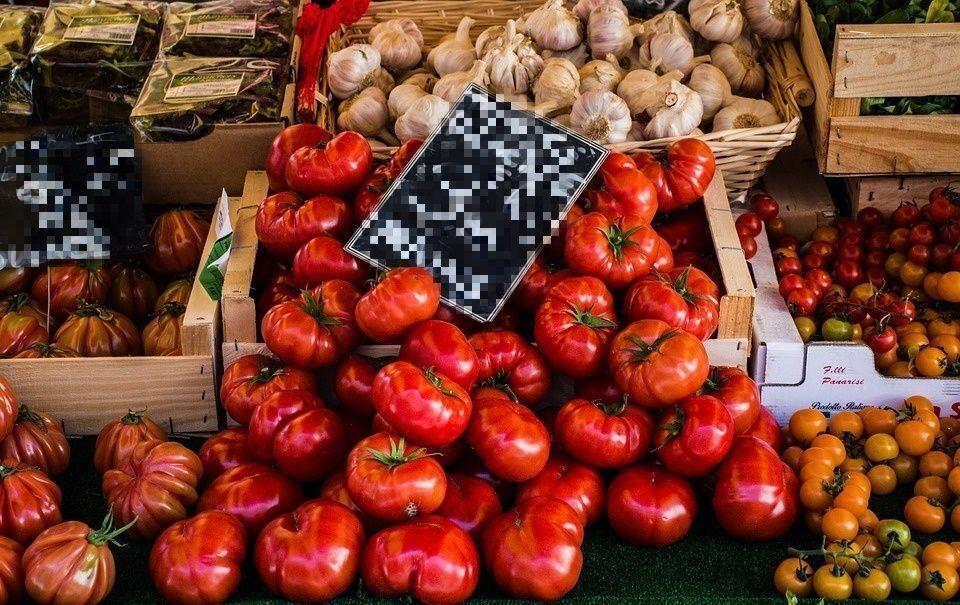 Похід в магазин за овочами