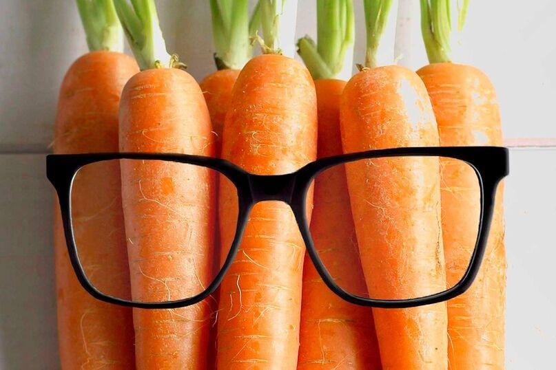 Какие витамины принимать для сохранения зрения
