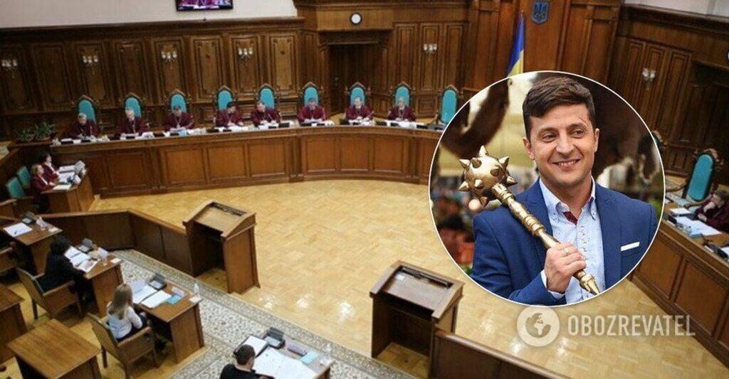 Выборы отменят? Пойдет ли Конституционный Суд на поводу у Зеленского