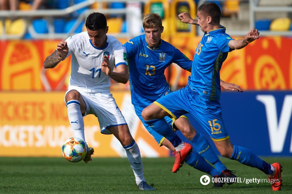 Украина - Италия