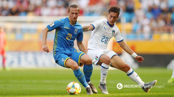 Україна - Італія