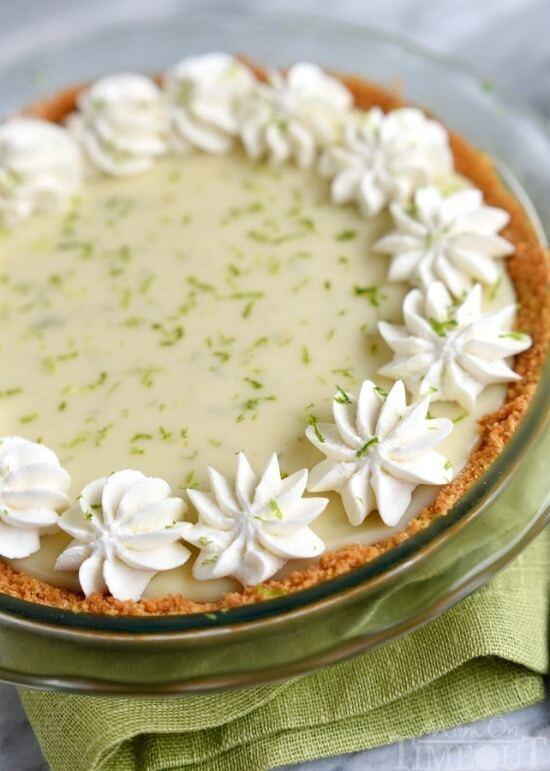 Как приготовить самый вкусный лаймовый пирог за 27 минут