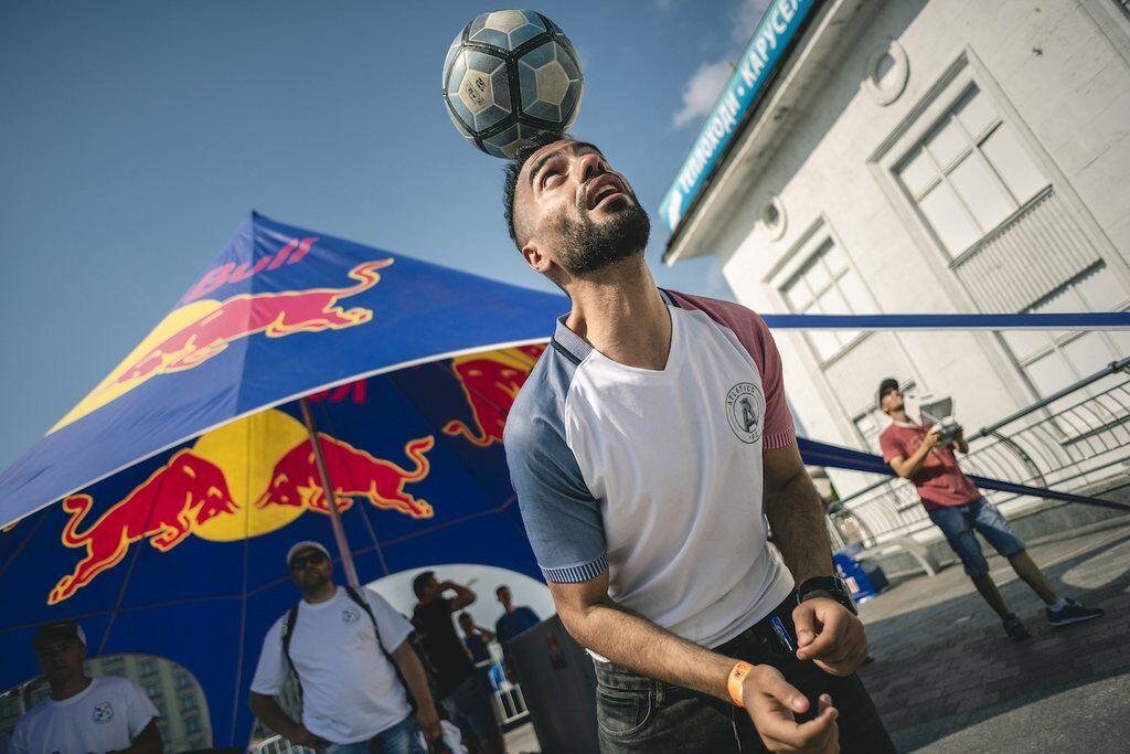 В Киеве пройдет Национальный Финал международного турнира Red Bull Neymar Jr's Five