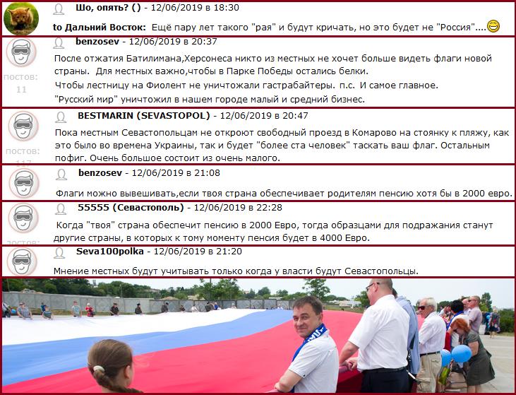 В сети показали, как Крым отвернулся от России