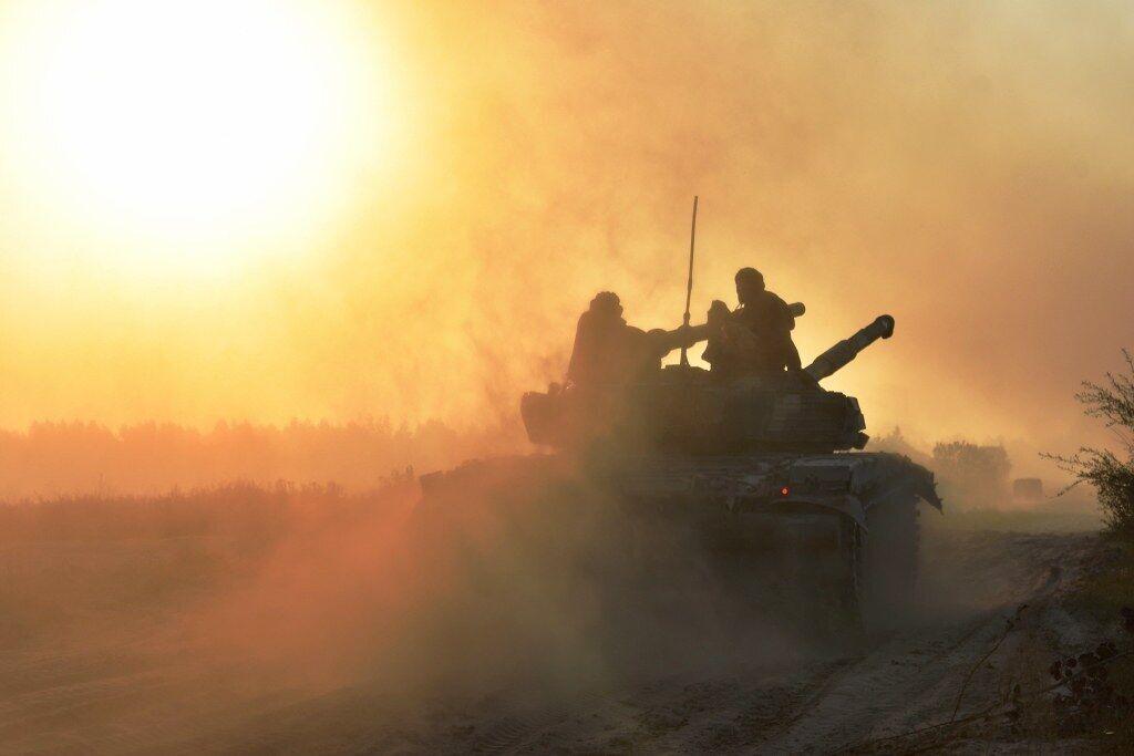 ВСУ постепенно и планомерно улучшают свои позиции на Донбассе