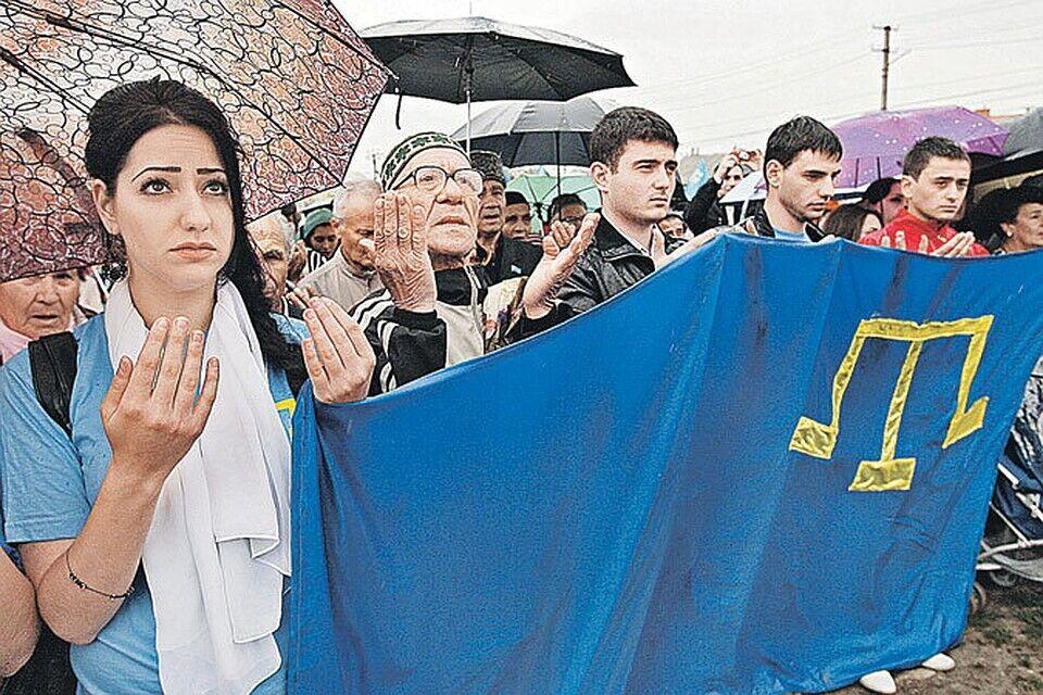 Как в Чечне: озвучен план России по истреблению крымских татар