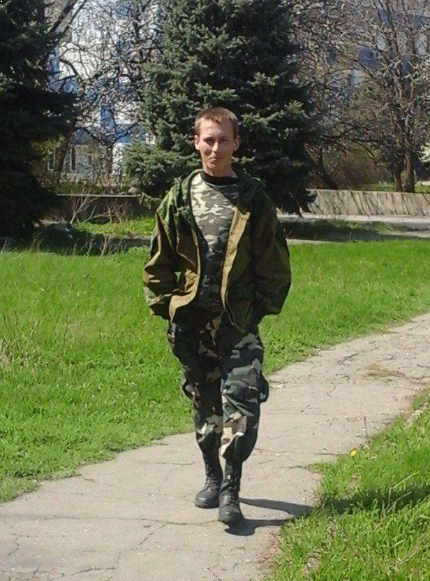 "Террорист Грумницкий ""Грунт"" Алексей"