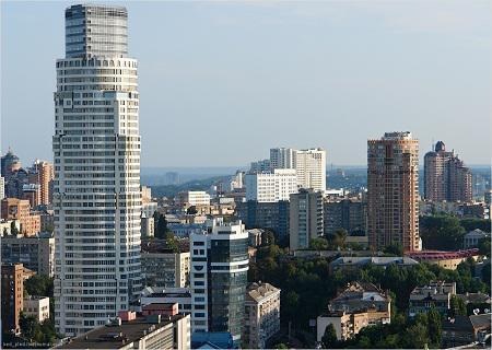 Дома в Киеве