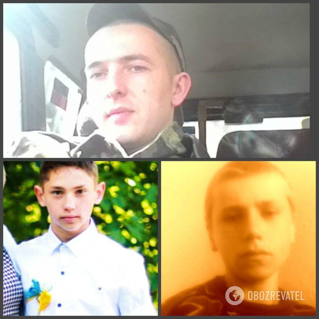В ДТП погибли: Никита, Игорь и Вадим