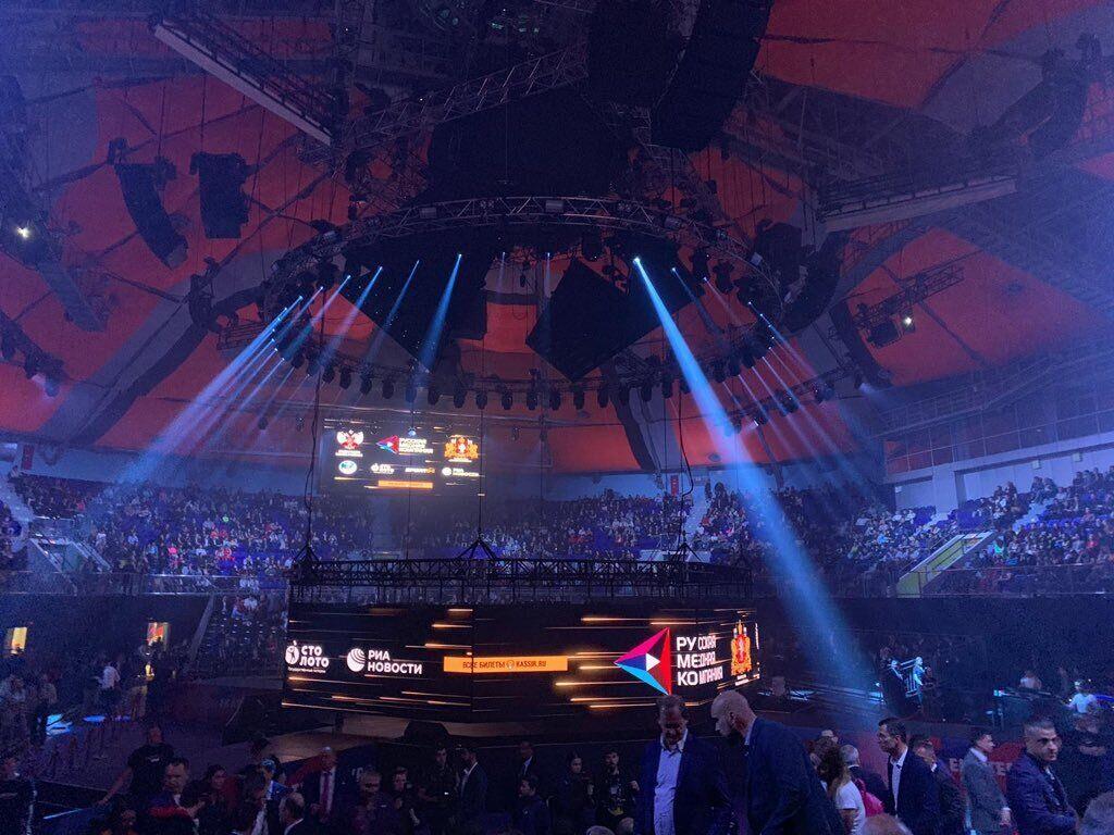 Усик получил главную боксерскую премию России
