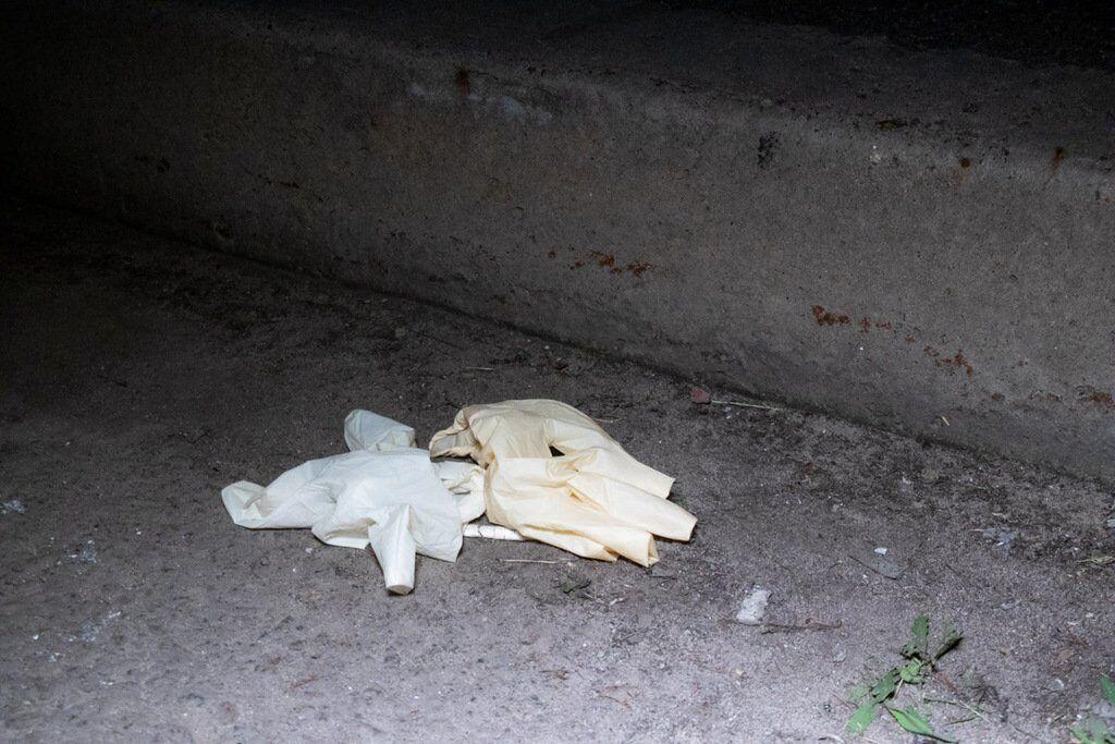 В Киеве умер прохожий