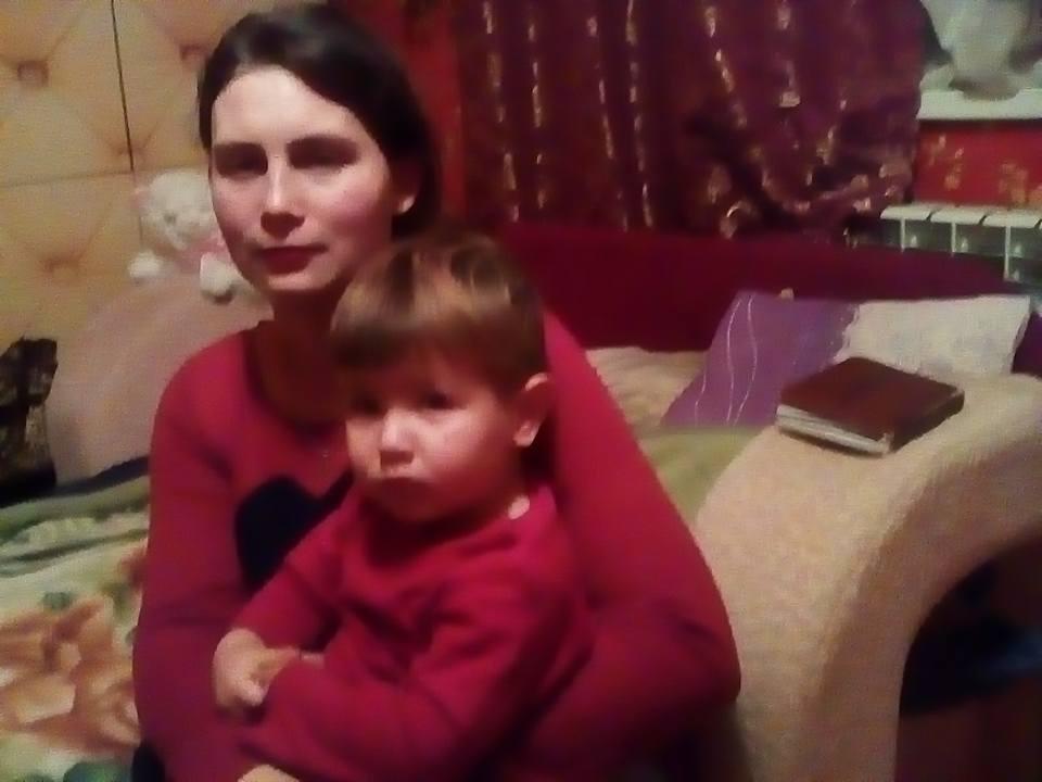 Тимур із тіткою