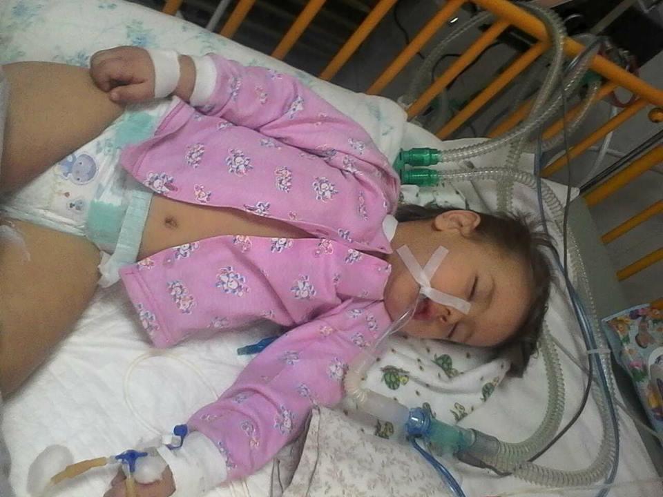 Тимур в больнице