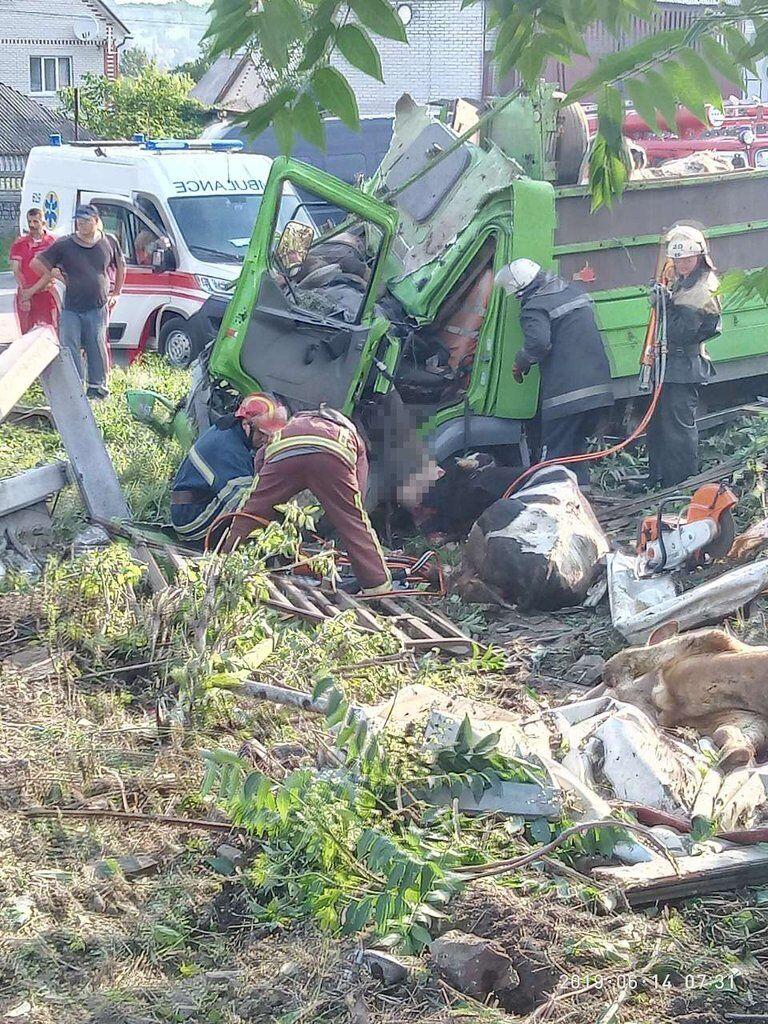 Спасатели достали тела