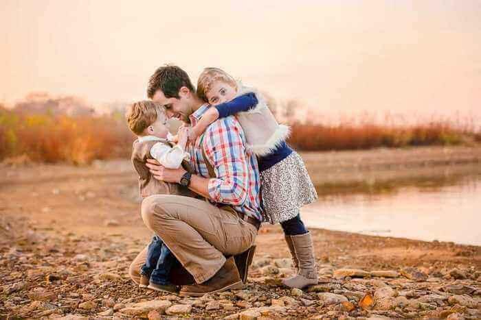 Започаткування Дня батька покликане популяризувати відповідальне батьківство