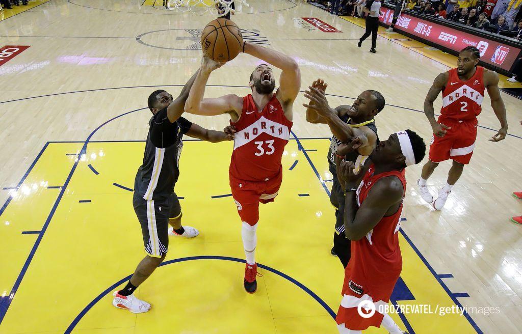 Финал плей-офф НБА