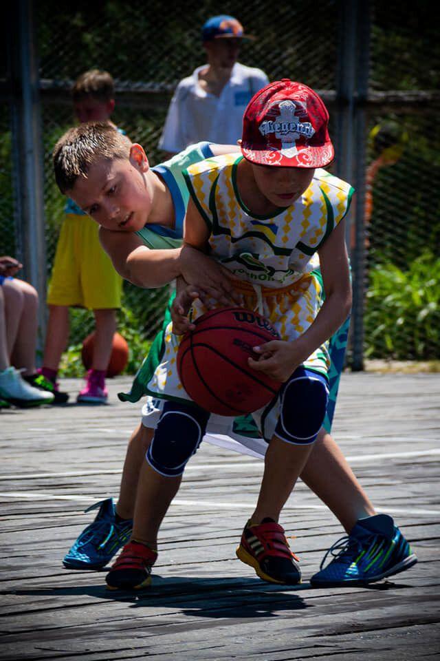 Мини-фестиваль баскетбола: любовь в каждом движении