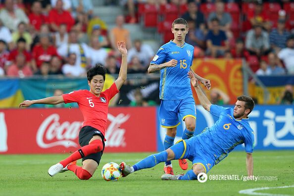 Україна - Південна Корея