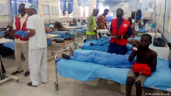 У Нігерії діти-смертники здійснили кривавий теракт: загинули 30 осіб, 40 поранені