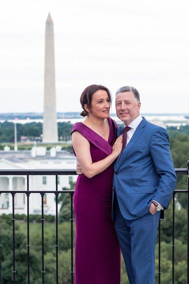 Ія Меурмішвілі і Курт Волкер