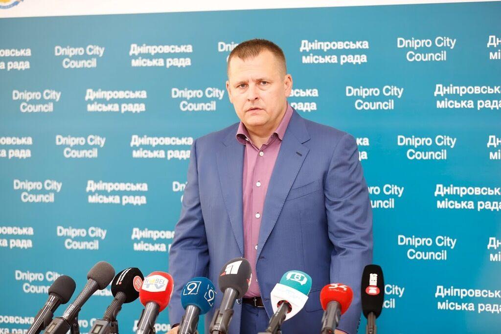 """Доля """"Будинку вчителя"""" та нові рейди: Філатов підбив підсумки 46-ї сесії міськради Дніпра"""