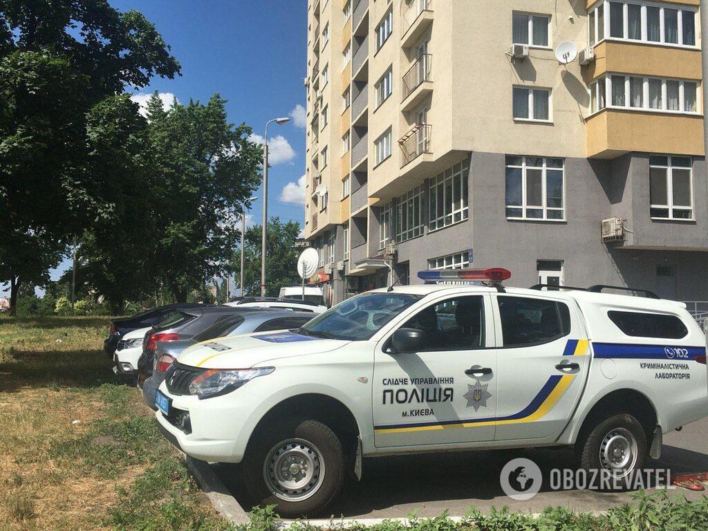 Дом, в котором было обнаружено тело Дмитрия Тымчука