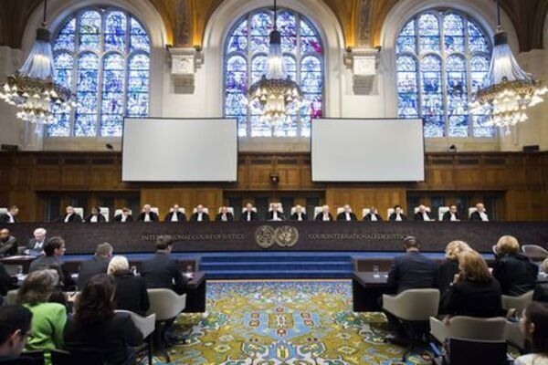 Иллюстрация. Международный суд ООН