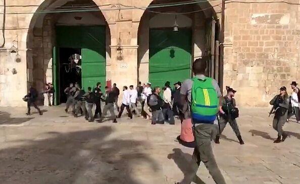 В Иерусалиме в день города произошли столкновения
