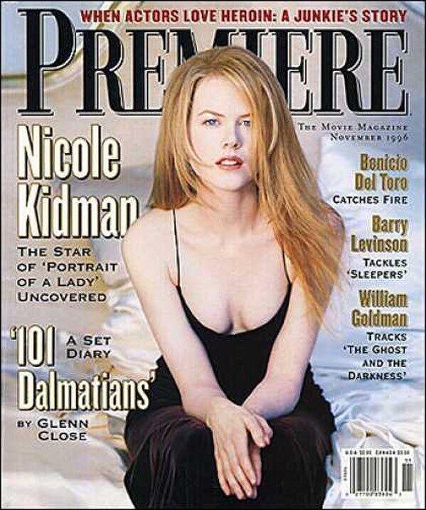 Ніколь Кідман – 52: найсексуальніші фото