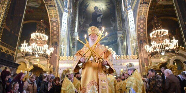 Філарет заявив про відновлення УПЦ КП
