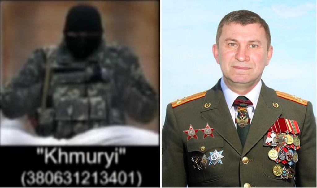 """Сергей Дубинский (позывной """"Хмурый"""")"""
