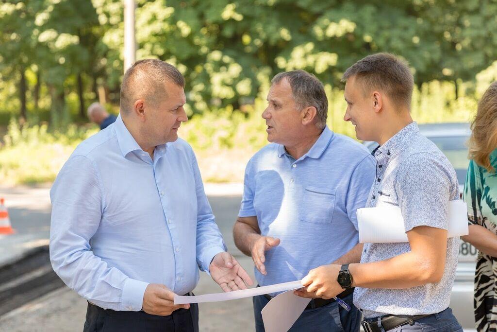 Міська влада взялася за віддалені магістралі Дніпра - Філатов