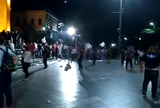 Повстали проти Росії: у Грузії розстріляли протестувальників. Усі подробиці розгону