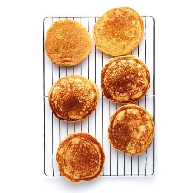 Как готовить американские панкейки: рецепт от профессионала