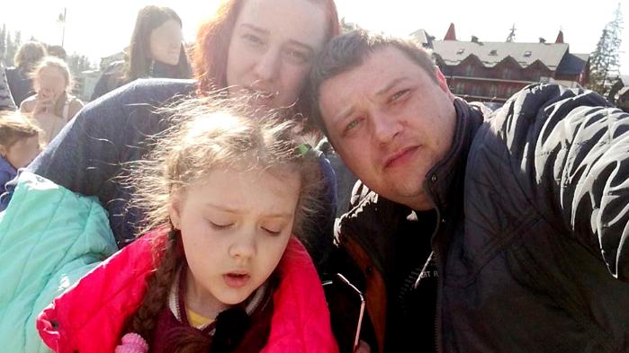 У ДТП загинула сім'я з дитиною