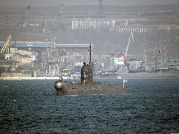 Россия уничтожит захваченную в Украине подлодку