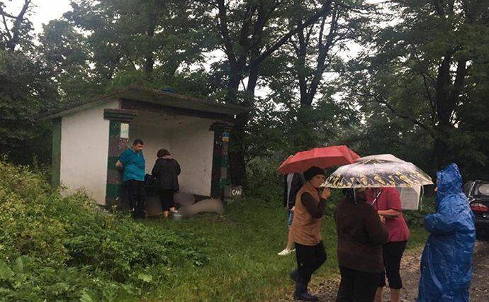 На Ивано-Франковщине молния на месте убила троих: новые детали