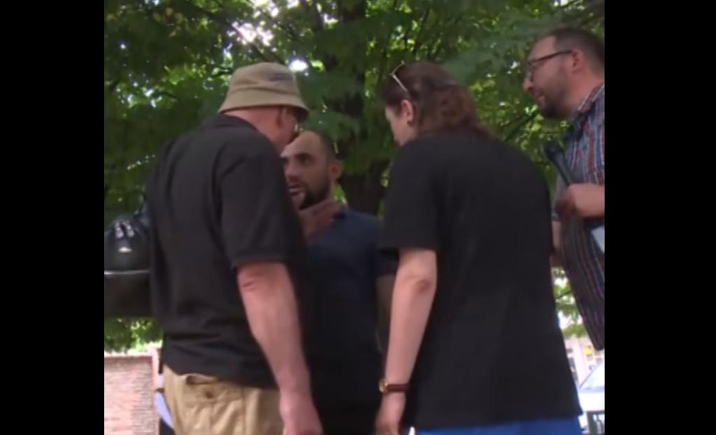 У Грузії побили пропагандистів Путіна: відео конфлікту