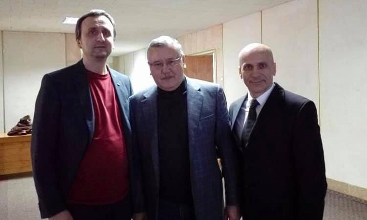 Комарницкий с Гриценко