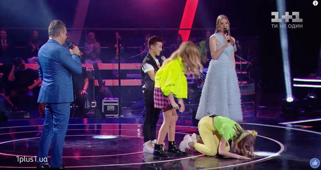 Варвара Кошова плаче на шоу