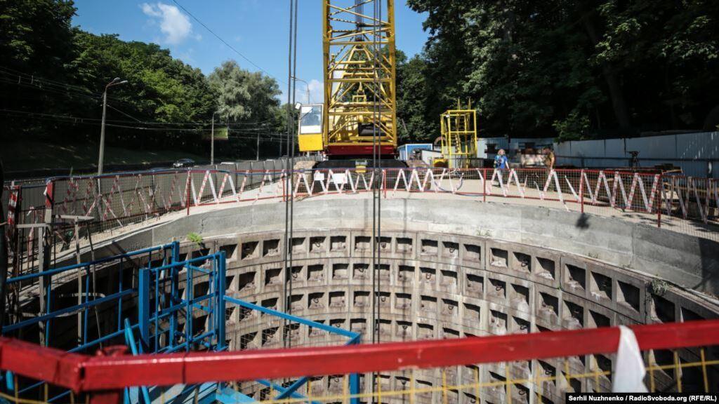 У Києві з'являться нові станції метро: фоторепортаж
