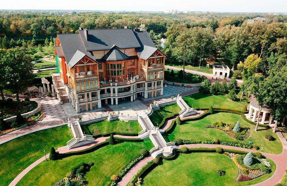 Вкрадена Януковичем резиденція у Межигір'ї