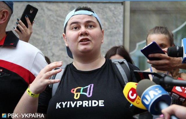 Марш рівності: журналіст ледь не позбувся ока