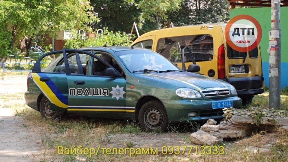 В Киеве погиб ребенок