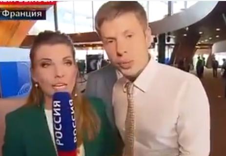 """""""Ваш Путін — гопник!"""" Українська делегація поставила Скабєєву на місце"""