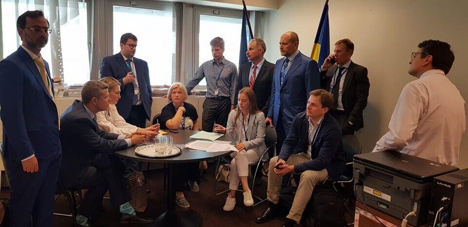 Украинская делегация в ПАСЕ