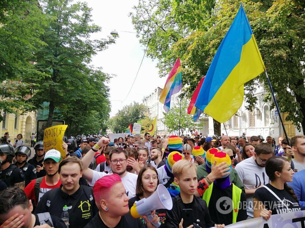 """Організатори """"КиївПрайду"""" розповіли, як в Україні зросла підтримка ЛГБТ"""