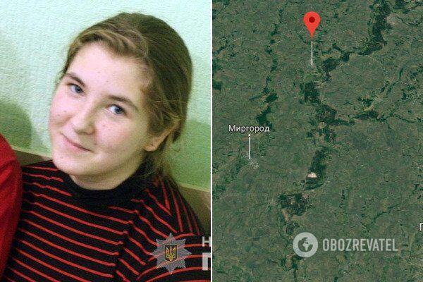 Пропала 12-летняя Виктория Нестерова