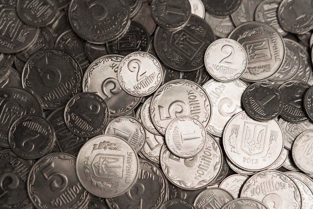 Монети приберуть