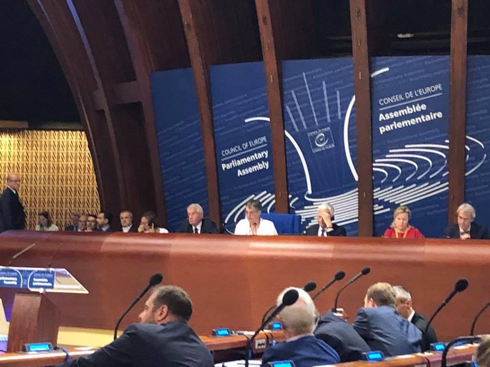 Росію повернули в ПАРЄ: Україна і 6 країн влаштували демарш. Подробиці